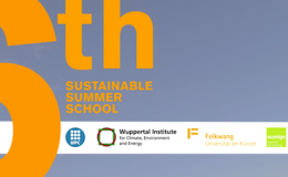 LOW3 – 6th Sustainable Summer School